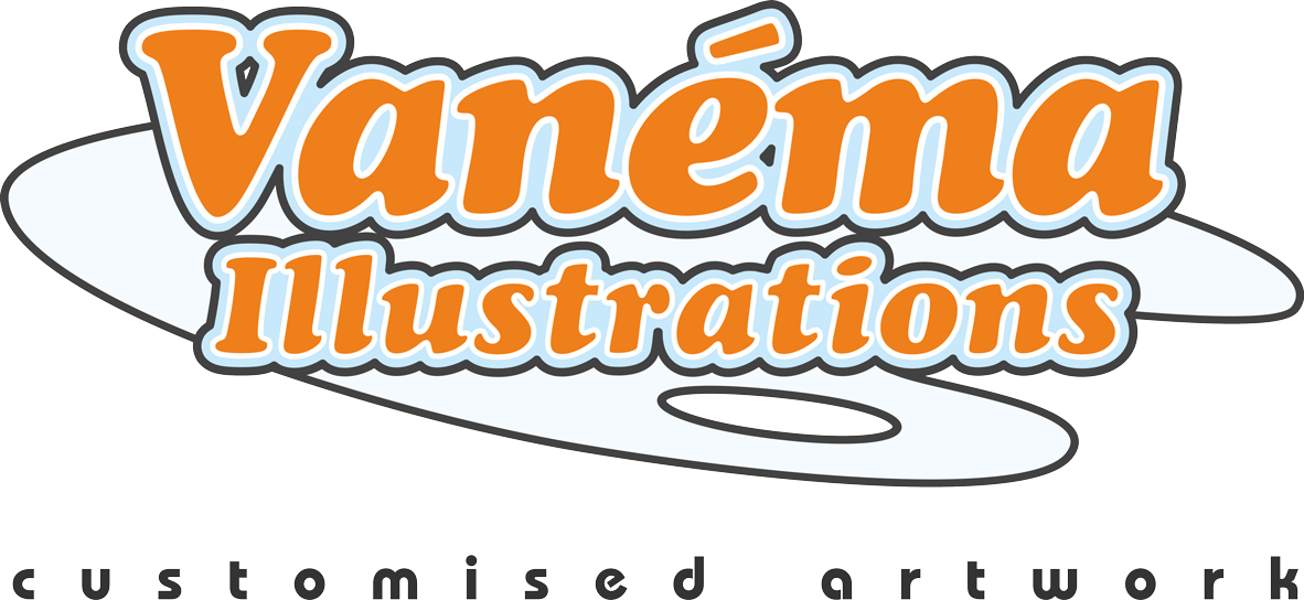 Vanema Illustrations logo